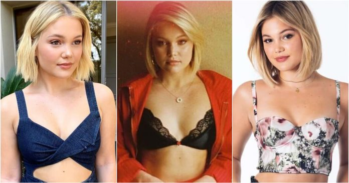 61 Sexy Pictures Of Olivia Holt Which Will Leave You To Awe In Astonishment