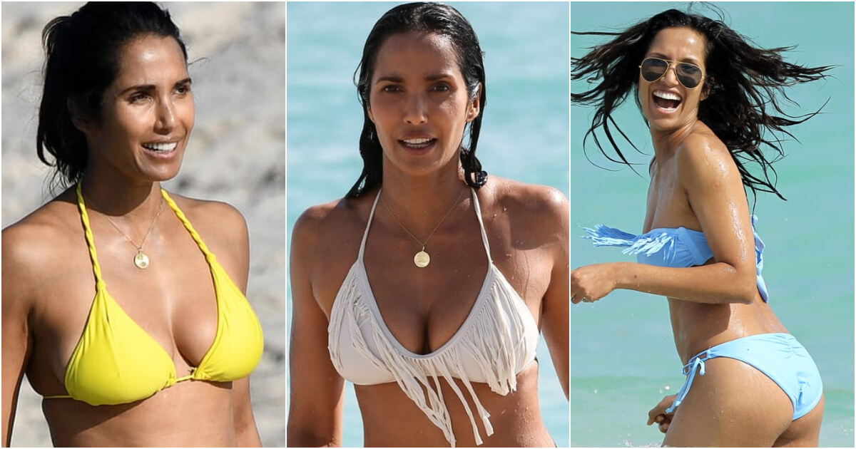 61 Sexy Pictures Of Padma Lakshmi Are A Genuine Meaning Of Immaculate Badonkadonks
