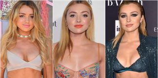 61 Sexy Pictures Of Peyton R. List Are Embodiment Of Hotness