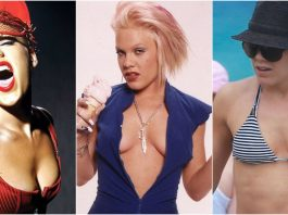 61 Sexy Pictures Of P!nk Demonstrate That She Is A Gifted Individual