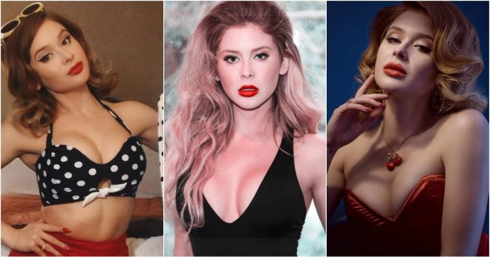 61 Sexy Pictures Of Renee Olstead That Will Make Your Heart Pound For Her