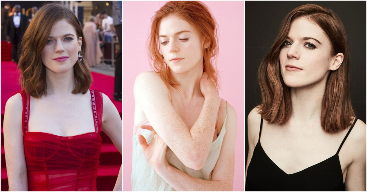 61 Sexy Pictures Of Rose Leslie That Will Fill Your Heart With Joy A Success