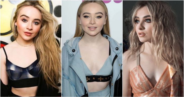 61 Sexy Pictures Of Sabrina Carpenter Showcase Her Ideally Impressive Figure
