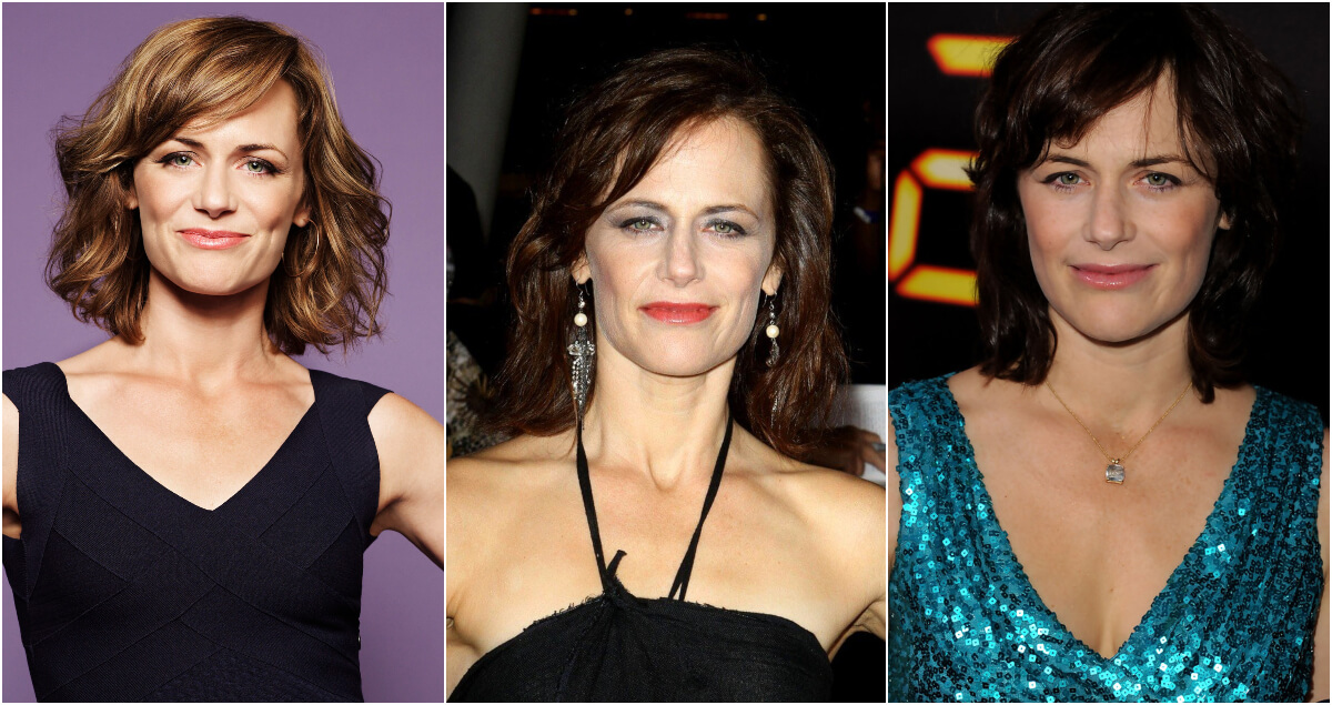 61 Sexy Pictures Of Sarah Clarke That Will Make You Begin To Look All Starry Eyed At Her