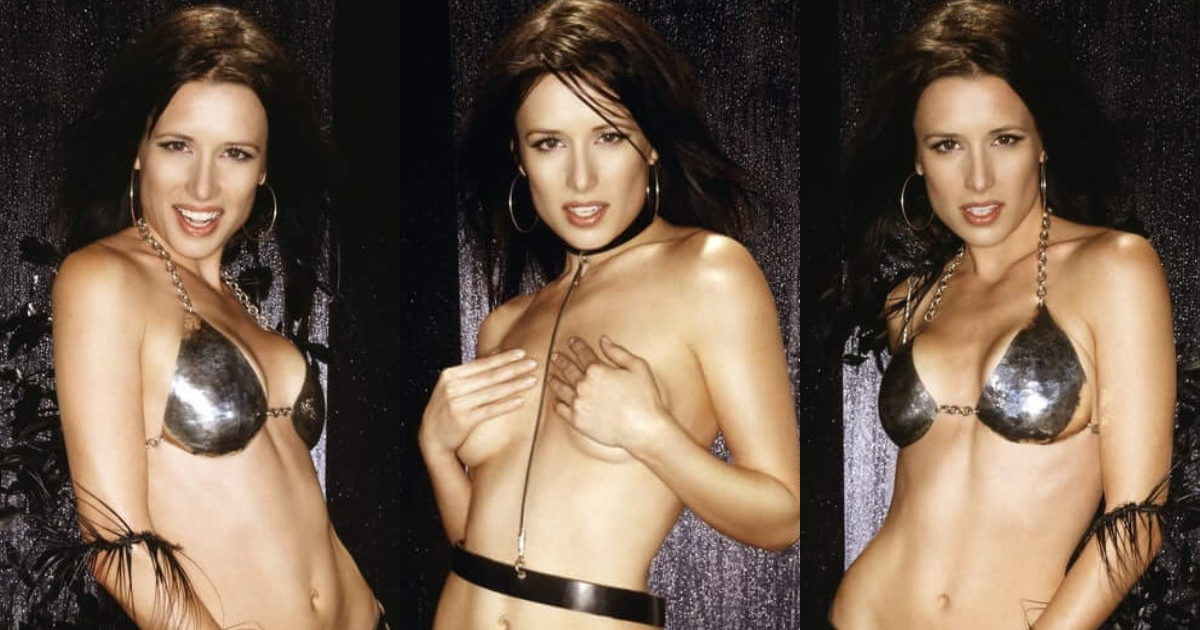 61 Sexy Pictures Of Shawnee Smith Which Make Certain To Leave You Entranced