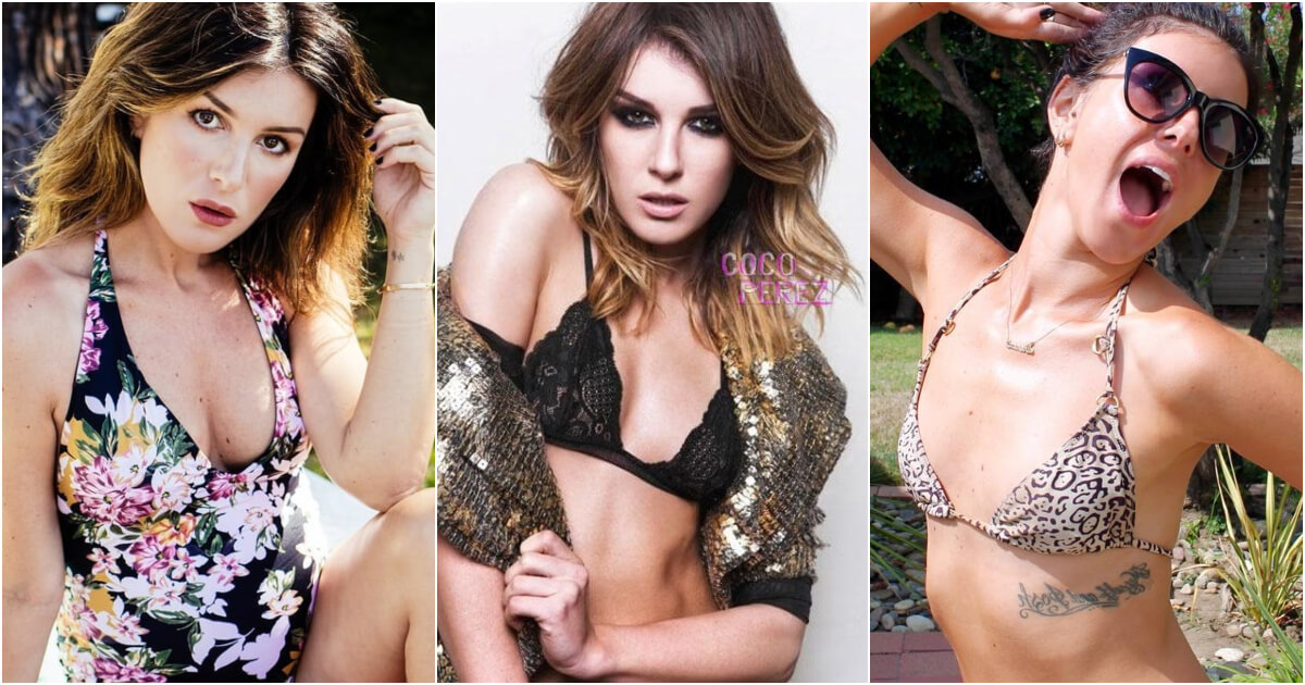 61 Sexy Pictures Of Shenae Grimes Which Will Make You Slobber For Her