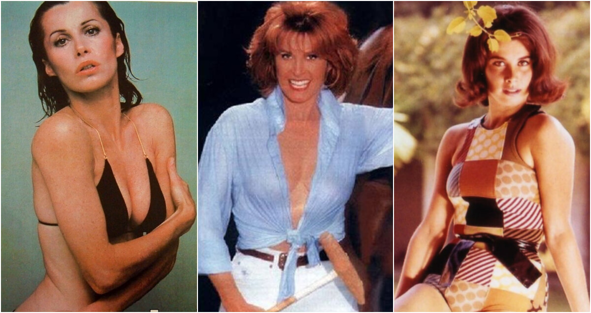 61 Sexy Pictures Of Stefanie Powers Which Are Essentially Amazing
