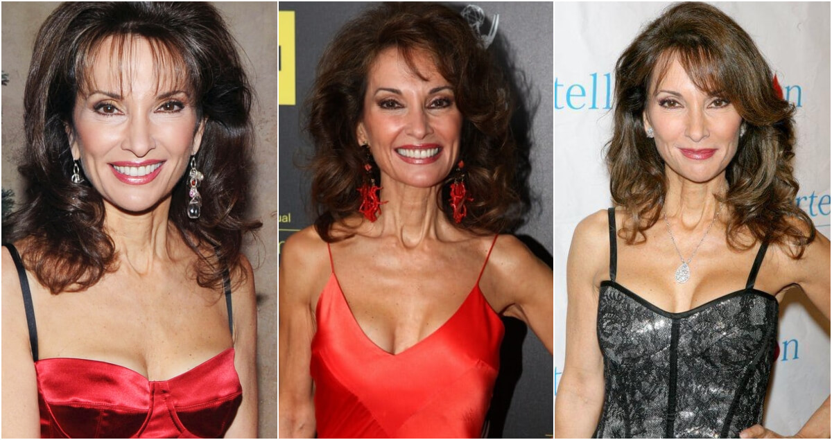 61 Sexy Pictures Of Susan Lucci Are Windows Into Heaven