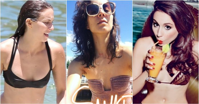 61 Sexy Pictures Of Troian Bellisario Which Demonstrate She Is The Hottest Lady On Earth