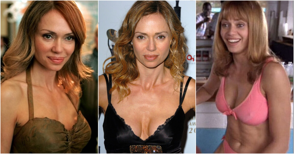 61 Sexy Pictures Of Vanessa Angel Which Will Make You Become