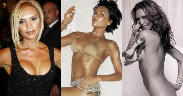 61 Sexy Pictures Of Victoria Beckham Will Drive You Frantically Enamored With This Sexy Vixen