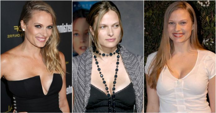 61 Sexy Pictures Of Vinessa Shaw Are Only Brilliant To Observe