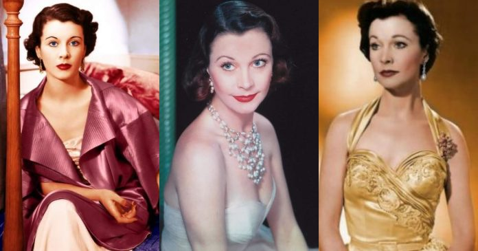 61 Sexy Pictures Of Vivien Leigh That Are Basically Flawless