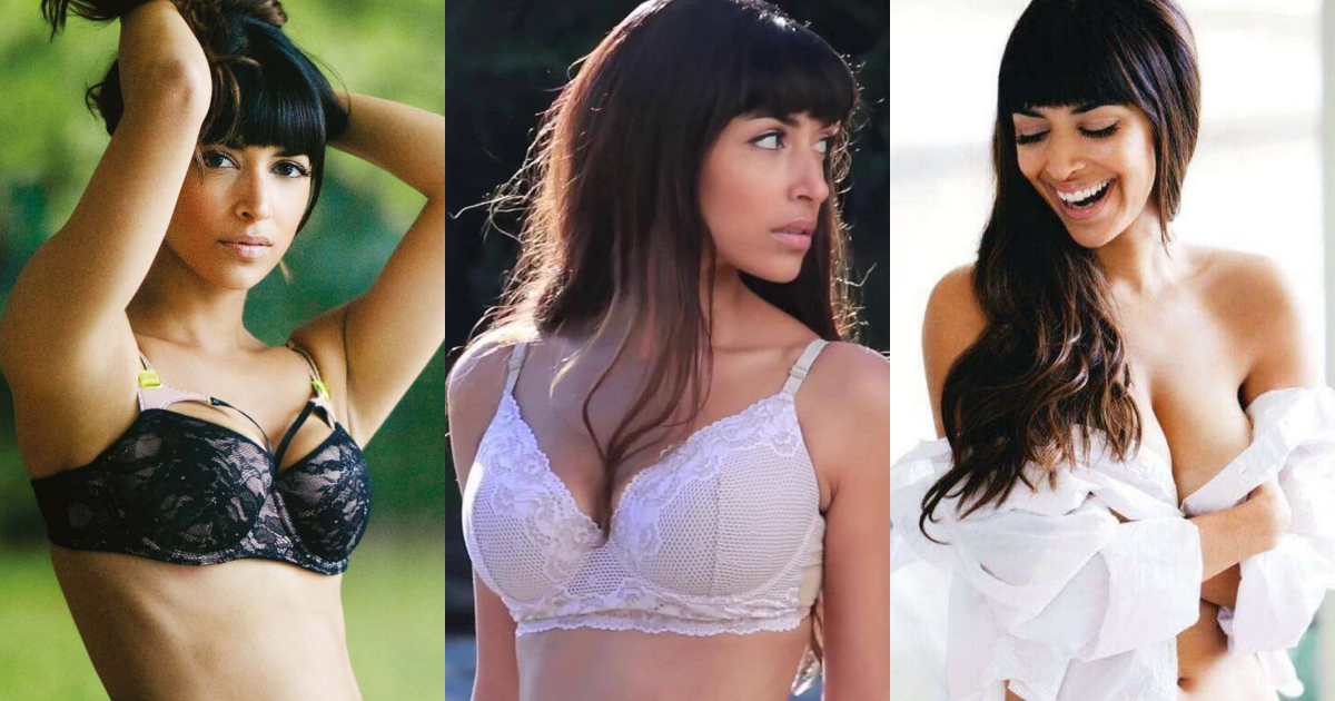 61 Sexy Pictures of Hannah Simone That Will Make You Begin To Look All Starry Eyed At Her