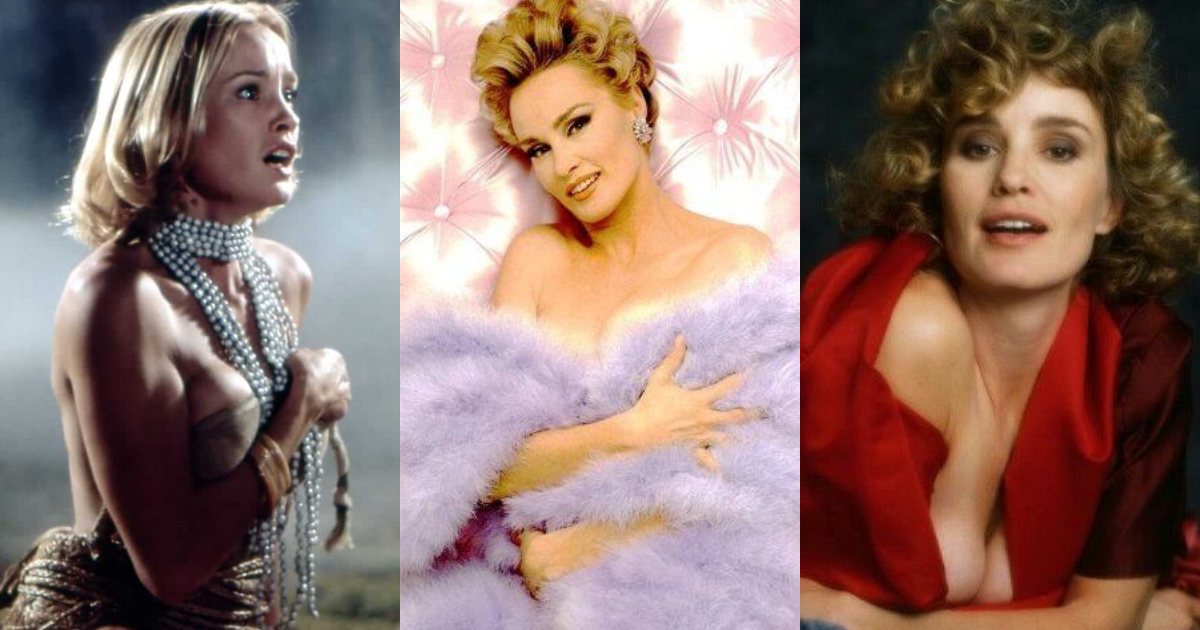61 Sexy Pictures of Jessica Lange Which Will Leave You To Awe In Astonishment