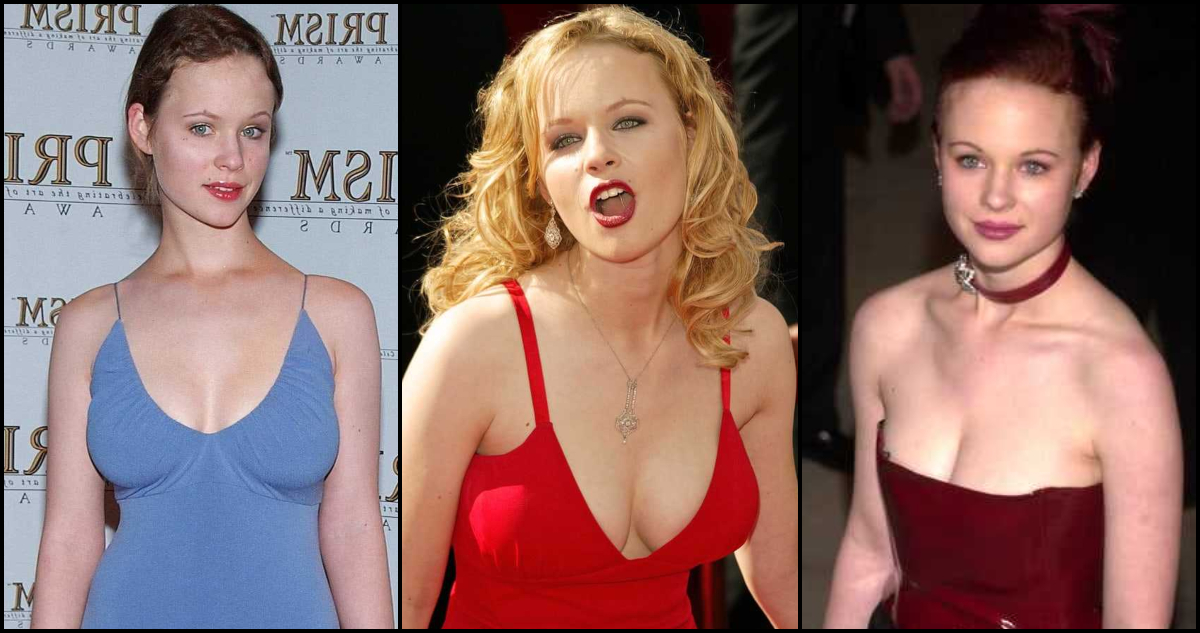 61 Sexy Pictures of Thora Birch Will Cause You To Lose Your Psyche