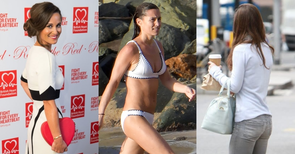 61 Sexy Pippa Middleton Booty Pictures Which Demonstrate She Is The Hottest Lady On Earth