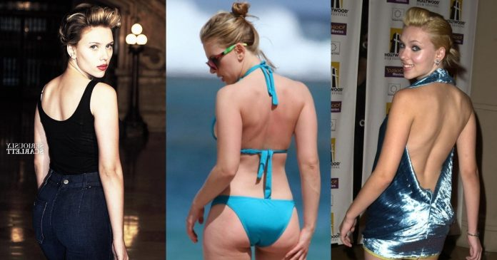 61 Sexy Scarlett Johansson Ass Pictures Are A Genuine Exemplification Of Excellence