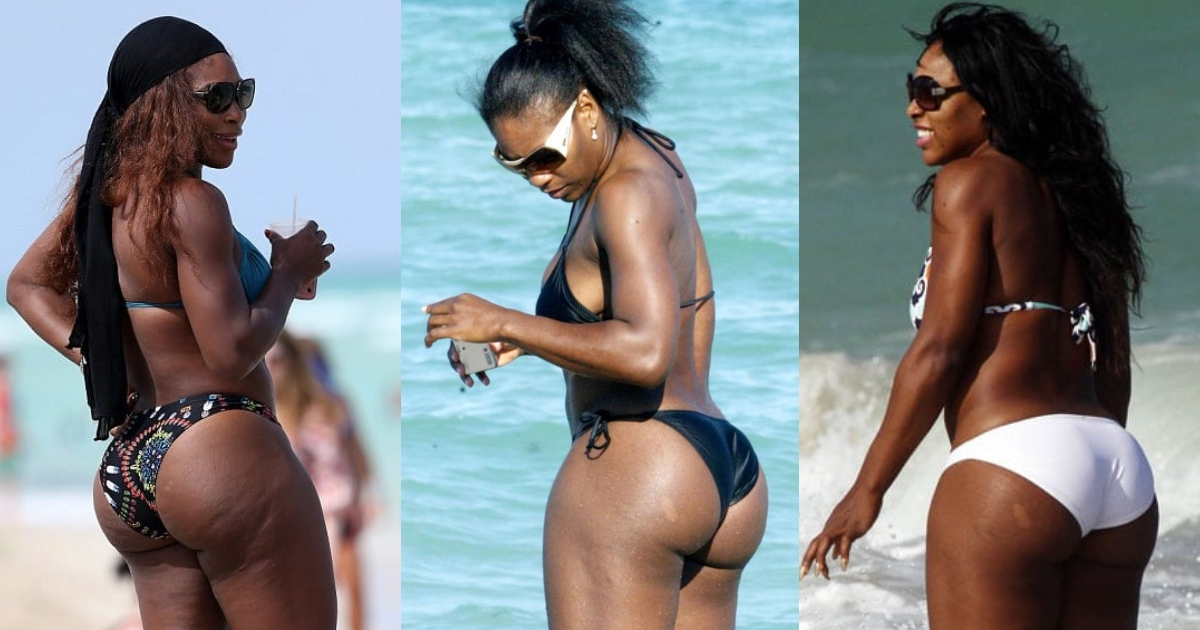 61 Sexy Serena Williams Booty Pictures Will Speed up A Gigantic Grin All over