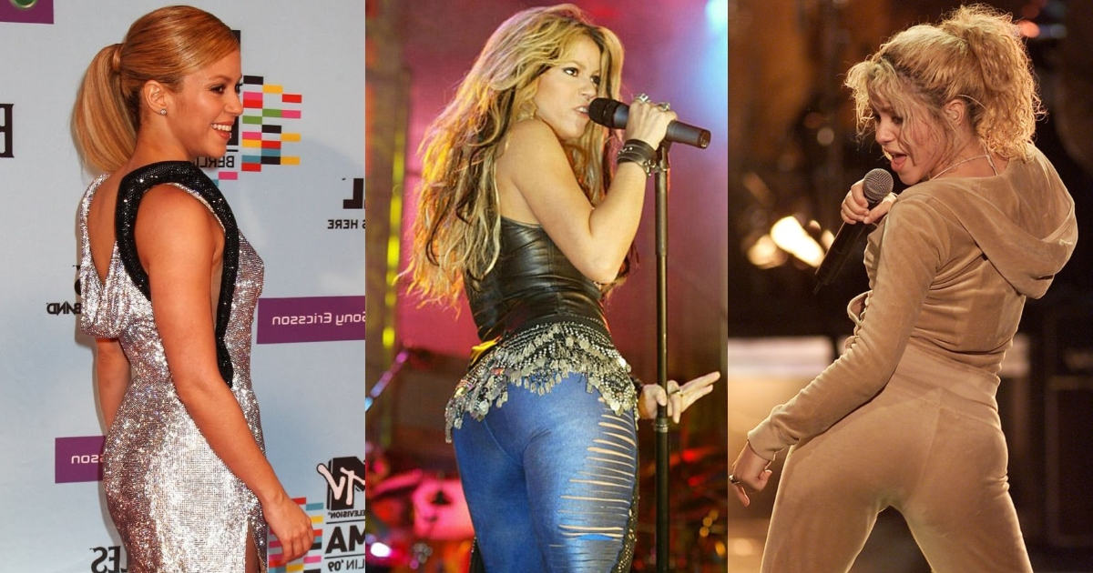 61 Sexy Shakira Booty Pictures Are Genuinely Spellbinding And Awesome