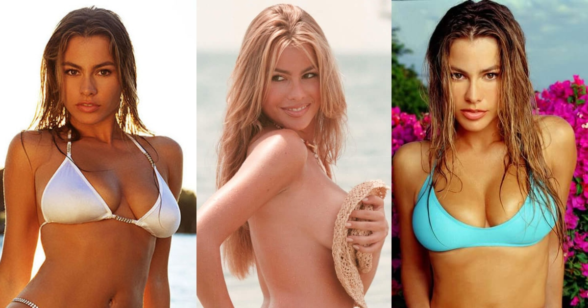 61 Sexy Sofia Vergara Boobs Pictures Are Blessing From God To People