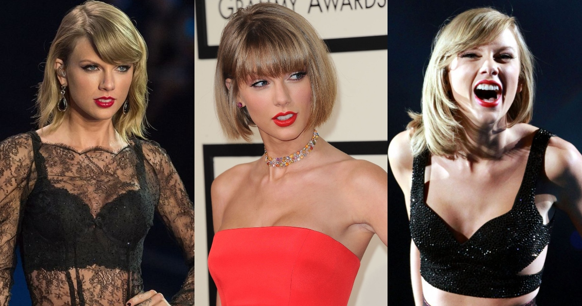 61 Sexy Taylor Swift Boobs Pictures Exhibit Her As A Skilled Performer