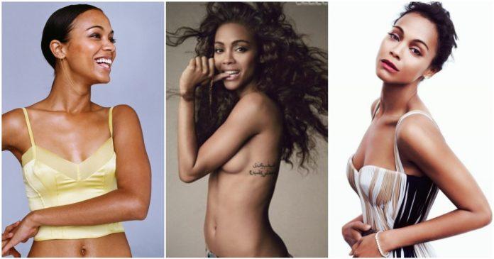61 Sexy Zoe Saldana Pictures Captured Over The Years