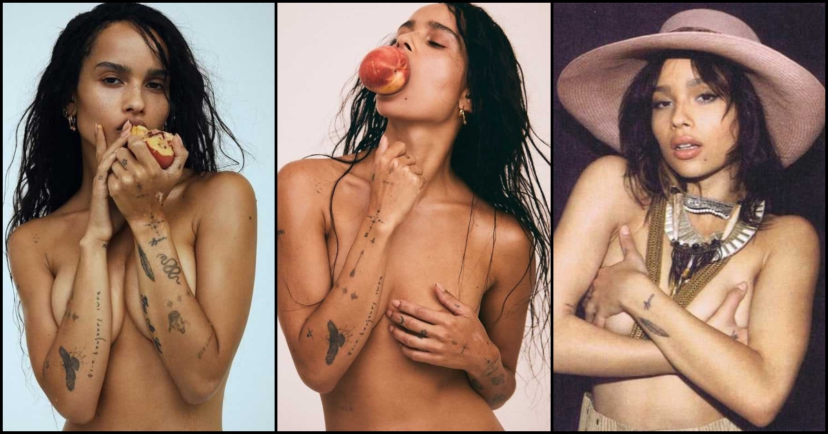 61 Zoe Kravitz Hot Pictures Prove That She Is The Ideal Catwoman