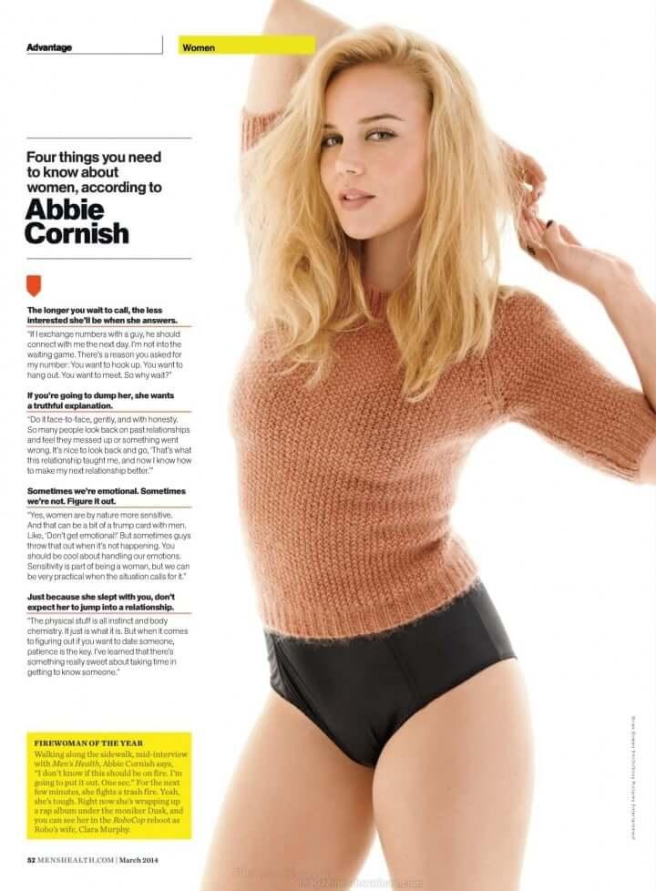 Abbie Cornish ass hot