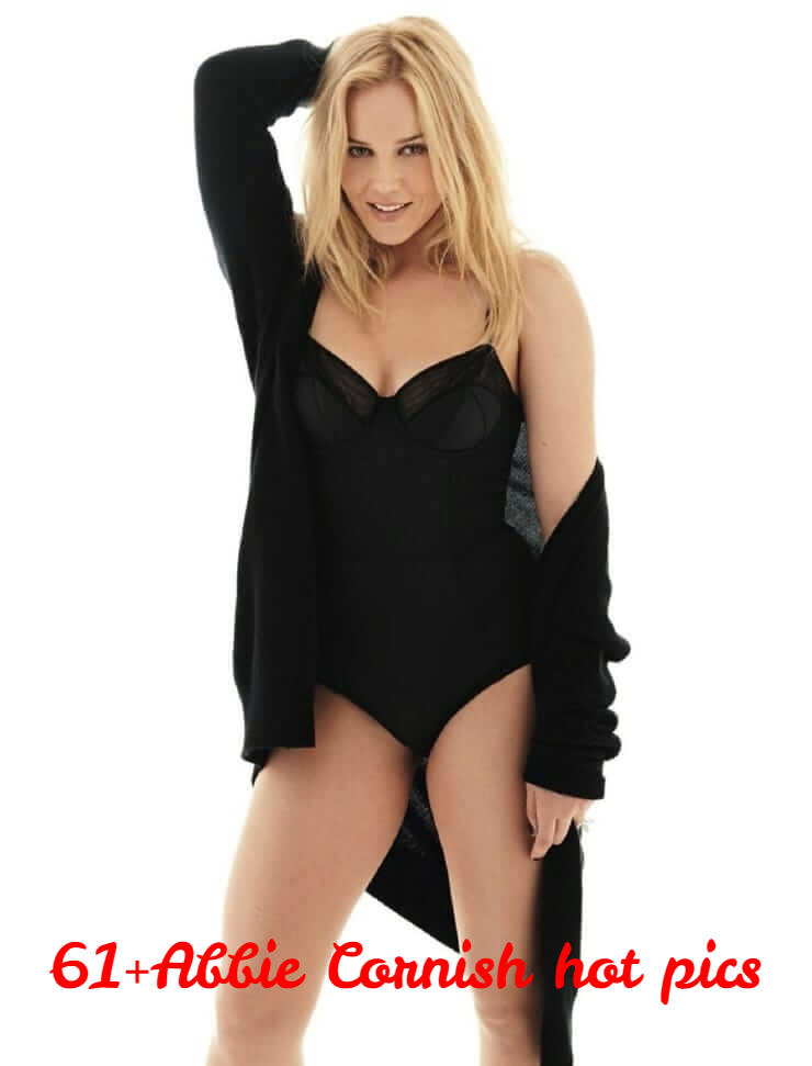 Abbie Cornish cleavage pic (1)