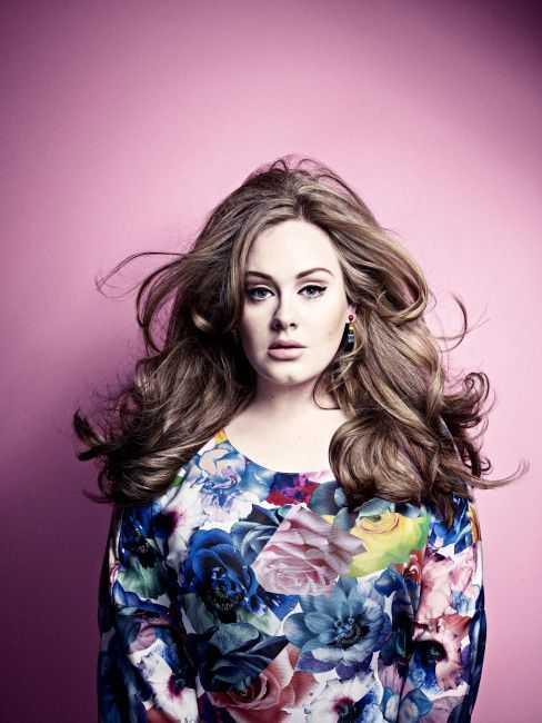 Adele-dress-hot