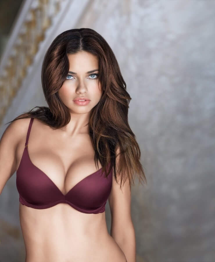 Adriana Lima sexy boobs picture (2)