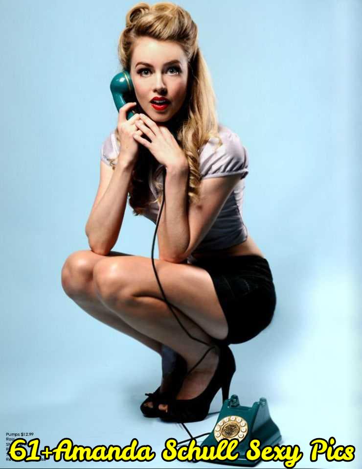 Amanda Schull hot thighs