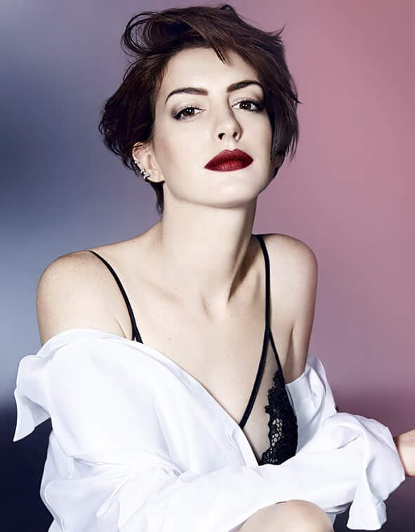 Anne Hathaway awesome