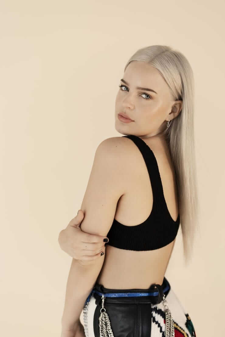 Anne-Marie sexy image