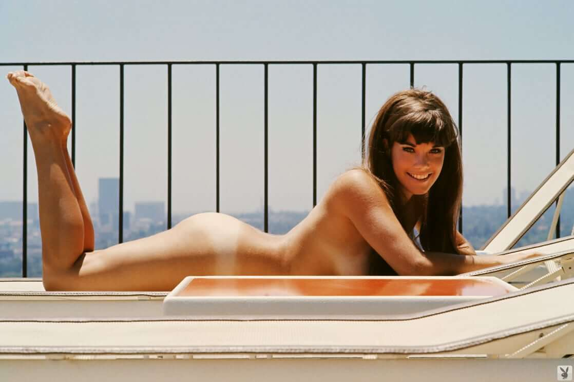 Barbi Benton sexy near-nude pictures