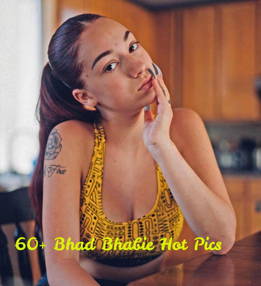 Bhad Bhabie a.k.a Danielle Bregoli sexy Pictures