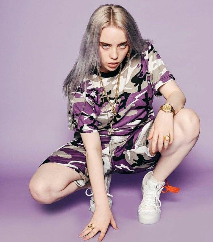 Billie Eilish awesome pics