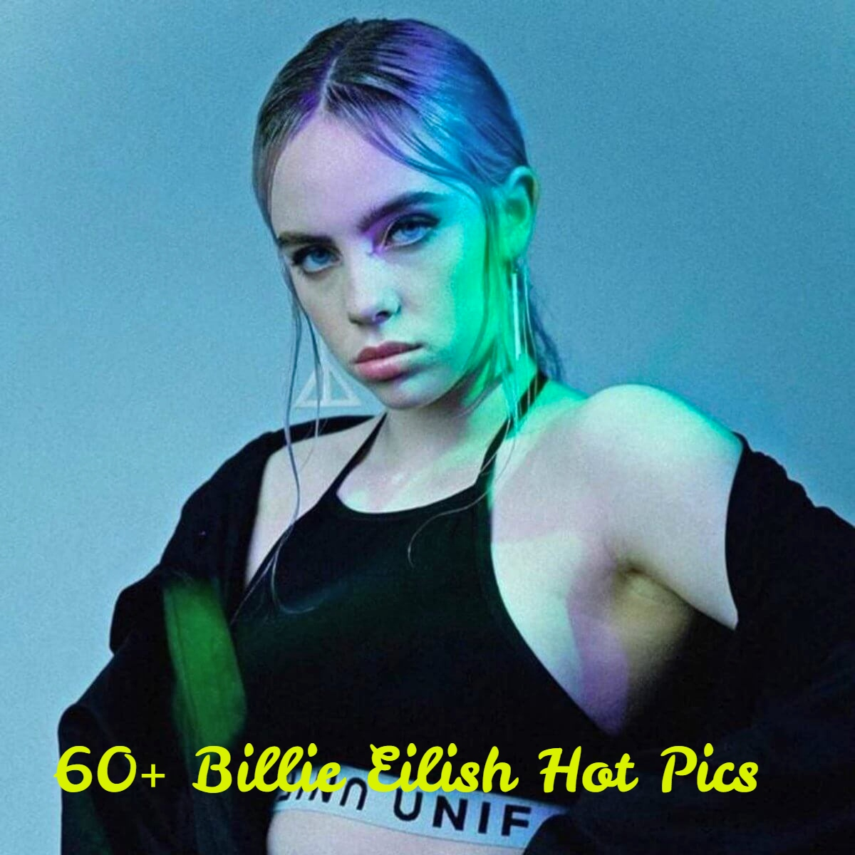 Billie Eilish hot pic
