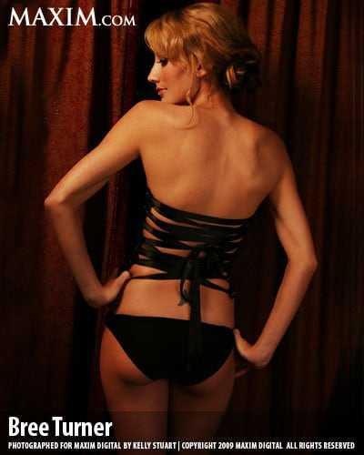 Bree Turner butt