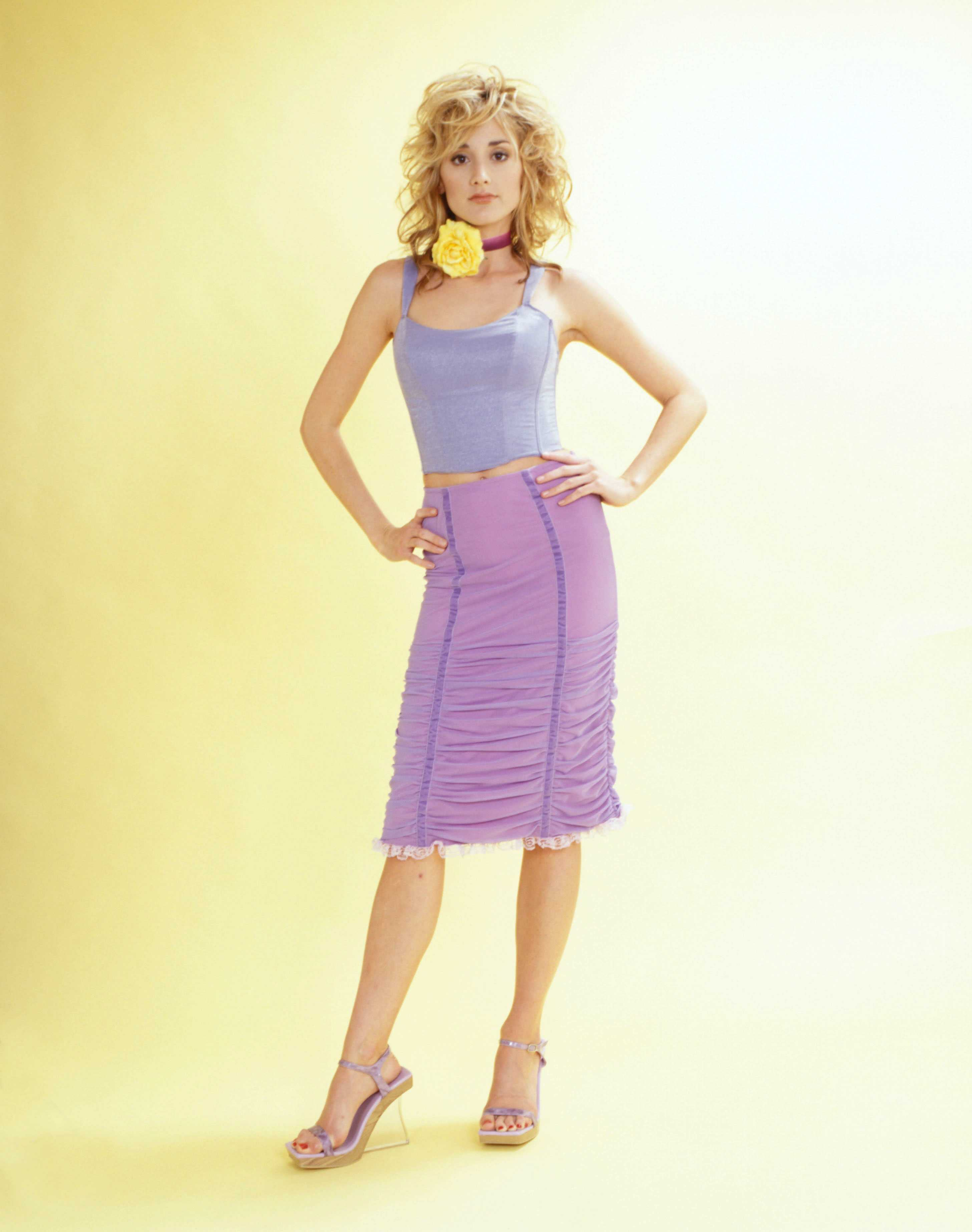 Bree Turner sexy legs