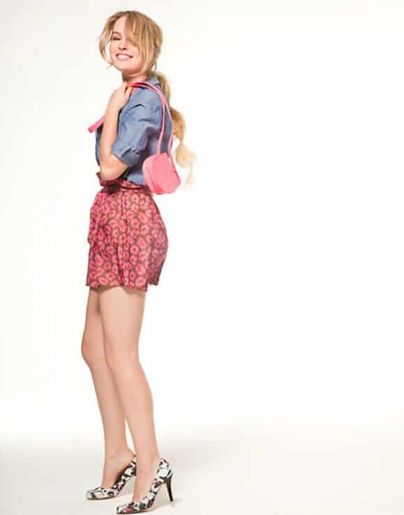 Bridgit Mendler hot legs