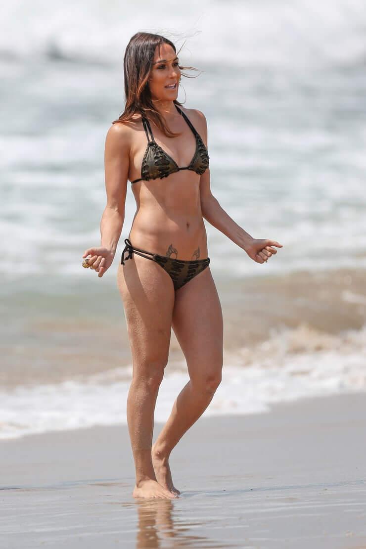 Brie Bella bikini photo