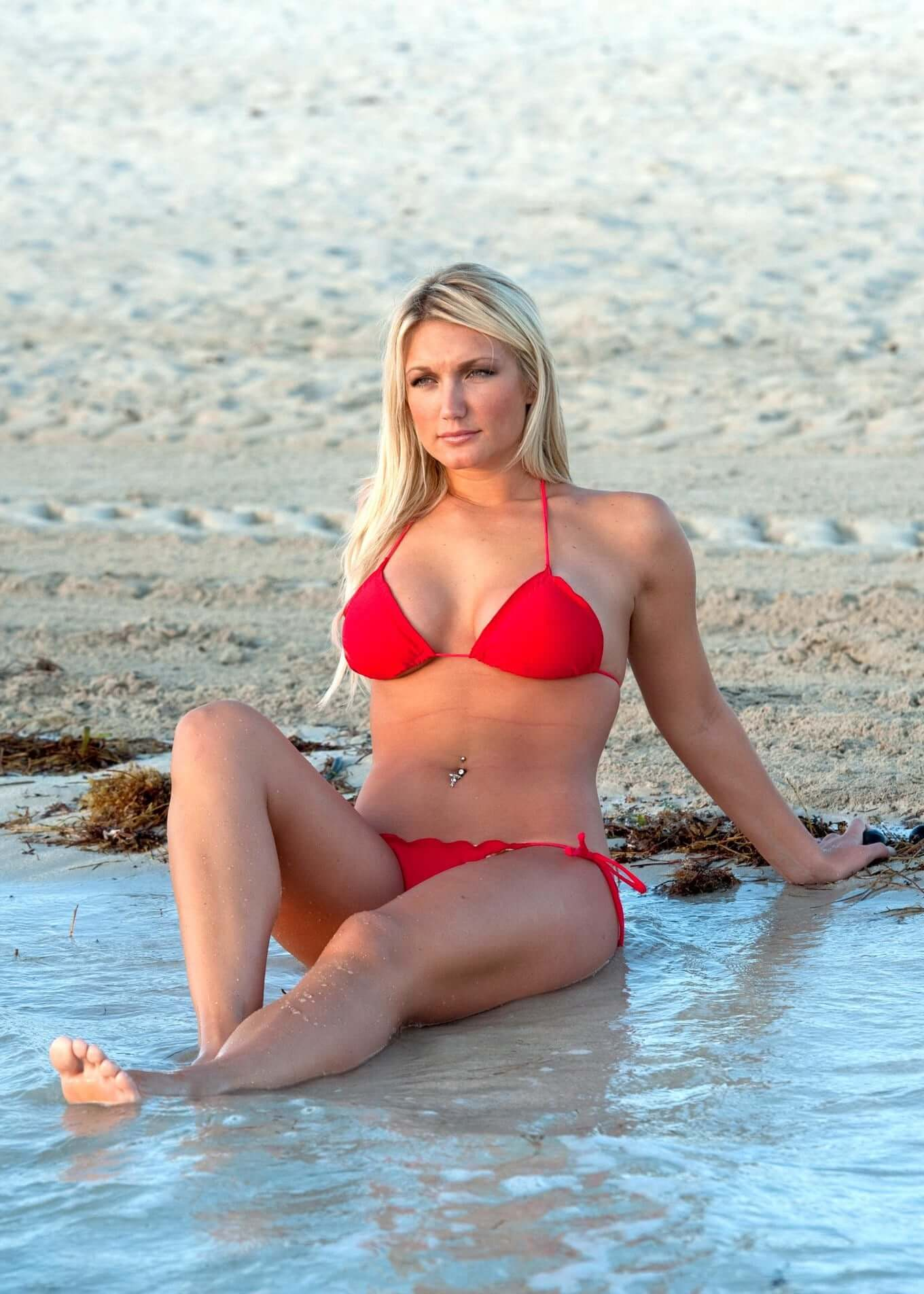 Brooke Hogan hot pictures