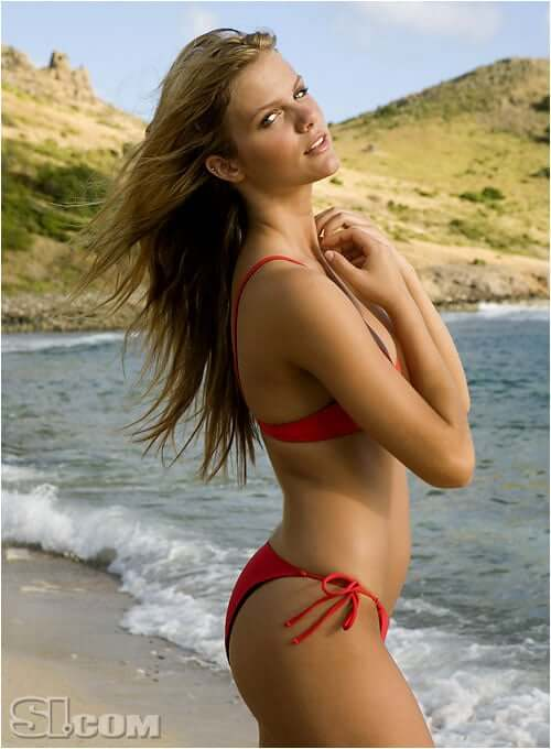 Brooklyn Decker hot side pictures