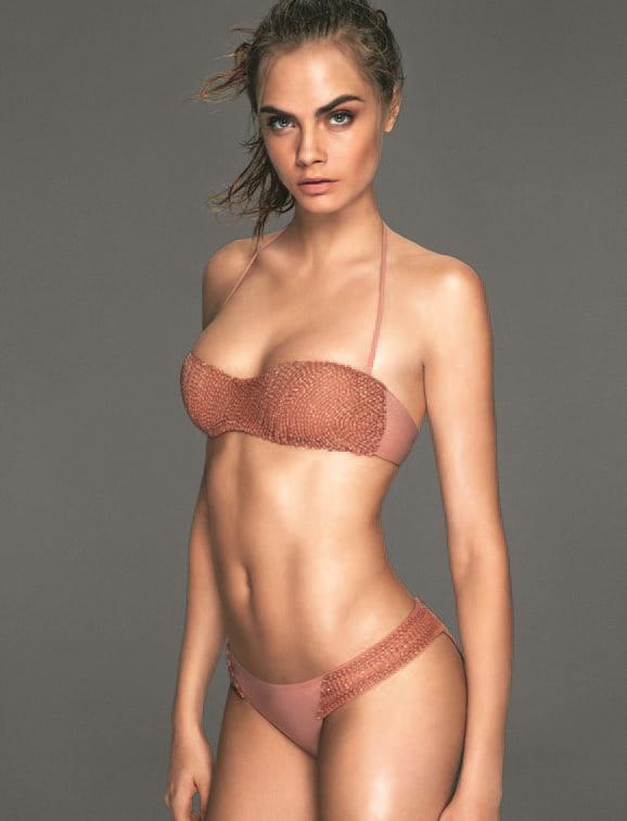 Cara Delevingne sexy bikini pictures