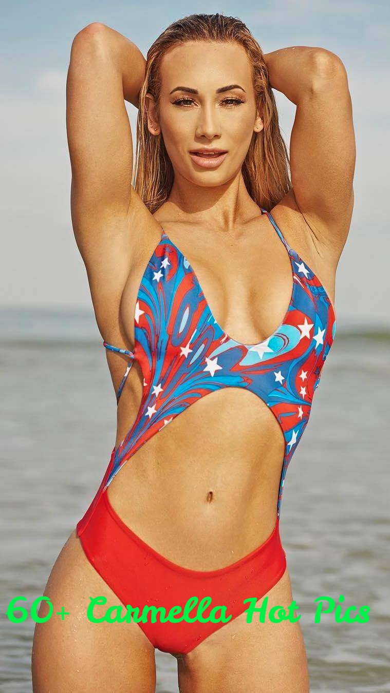 Carmella sexy pics