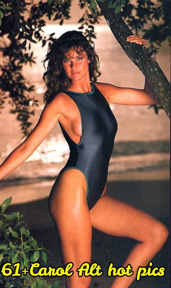 Carol Alt sexy photos