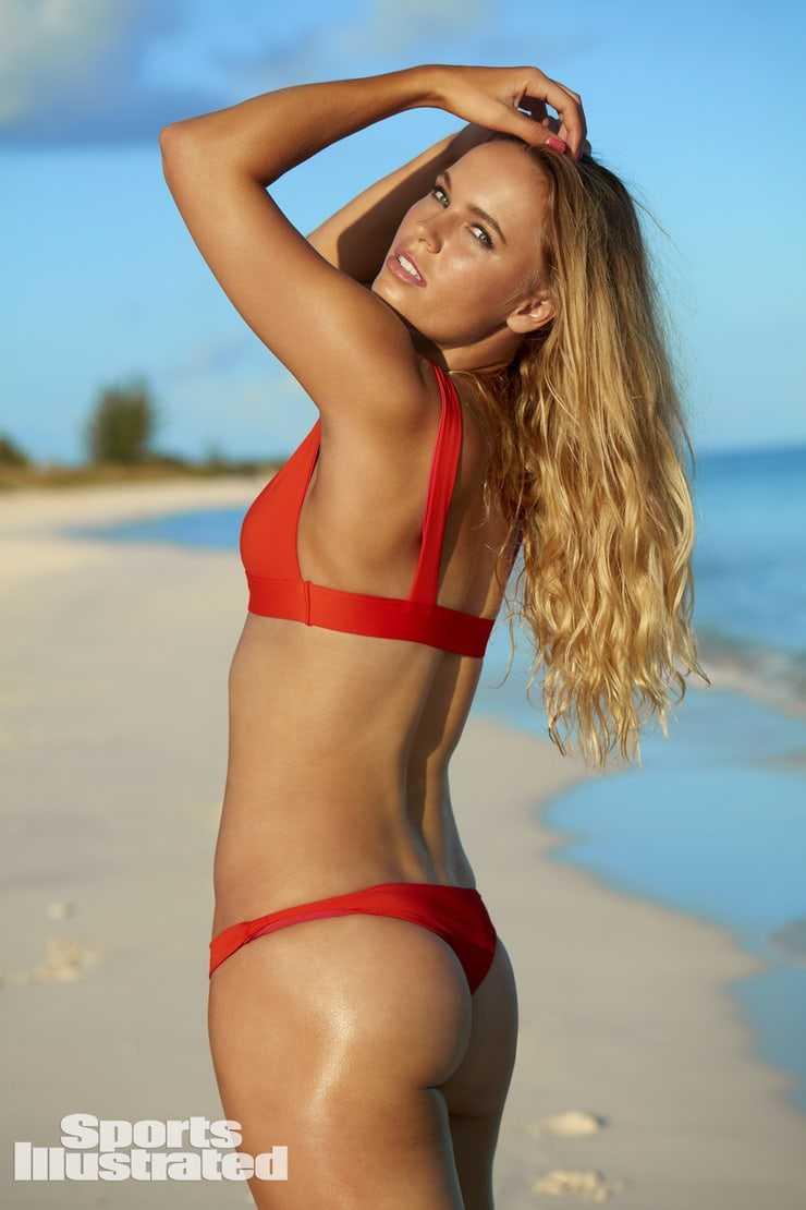 Caroline Wozniacki butt