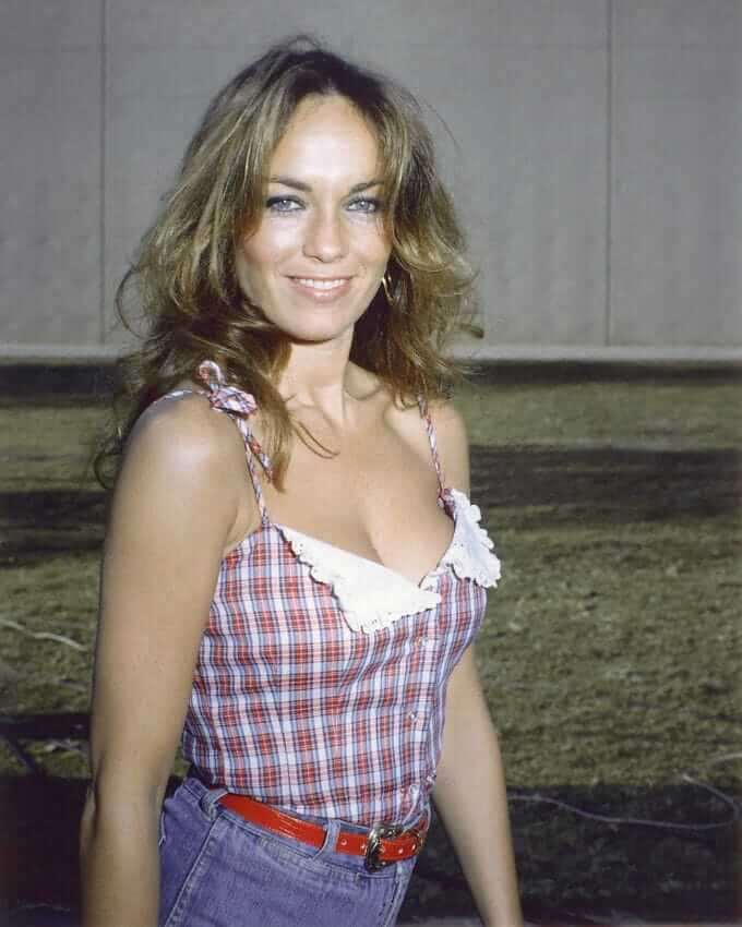 Catherine Bach hot